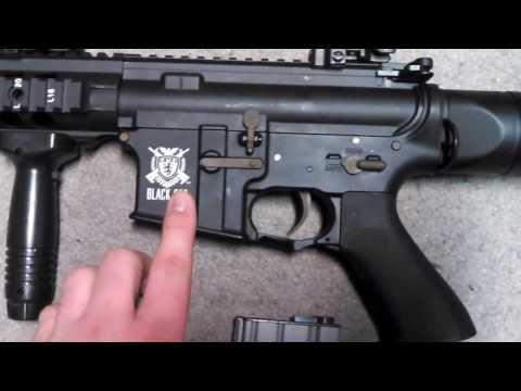 Black Ops M4 Cobra