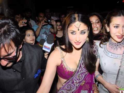 Saif And Kareena Wedding! video