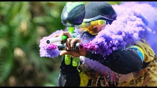 paintball insane fire fight