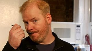 Jim Gaffigan Makes Ice Cream Better