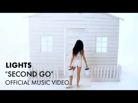 "LIGHTS - ""Second Go"" Official Music Video"