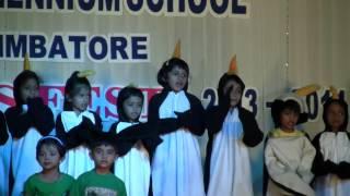 eskimo sikato dance - PSBB Coimbatore Feb 2014