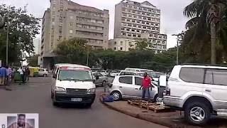 Tour guide of Maputo city Mozambique