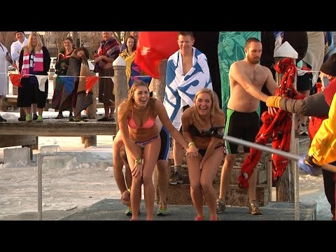 1/1/2015 25th Annual Lake Minnetonka Polar Plunge – Excelsior, MN