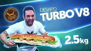 Desafio #37 - Turbo V8 do Mateus Caseirão