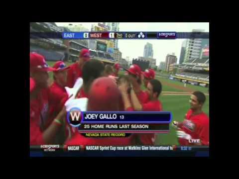 Joey Gallo 442' home run