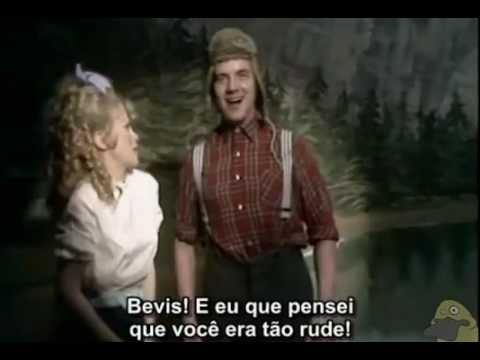 Monty Python - Sketch do cabeleireiro/Sketch do lenhador (LEGENDADO)