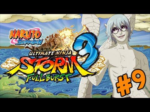 NARUTO SHIPPUDEN: Ultimate Ninja STORM 3 Full Burst - Kurama Show - Bölüm 11