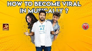 How to Become Viral In Musically ? | Morattu Mamu Show #2 | Black Sheep
