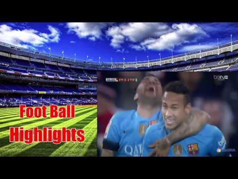 Athletic Bilbao vs Barcelona 1 - 2  2016 ~All Goals & Full Match ~Copa del Rey 20/1/2016
