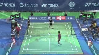 2014 YONEX CHINESE TAIPEI OPEN- SF- MD