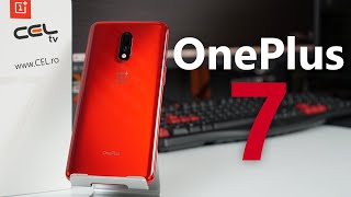 OnePlus 7 | Aproape PERFECT | Unboxing & Review CEL.ro