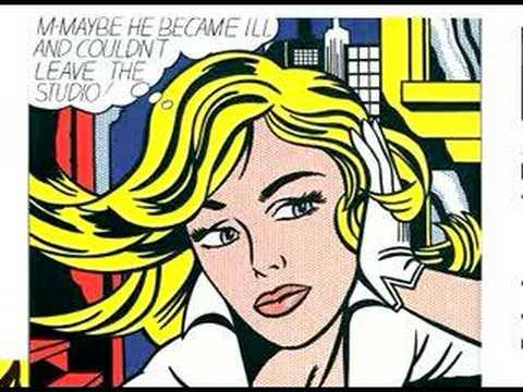 COMIC POP ART YouTube