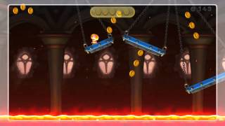 Castle Coin Bypass Gold Medal - New Super Mario Bros. U (0 Coins)