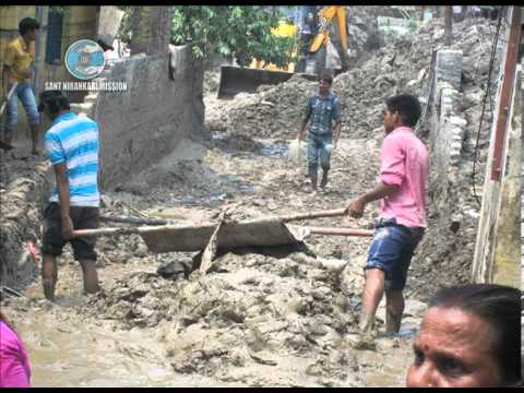 Rescue And Relief Operations By Sant Nirankari Charitable Foundatio In Uttarakhand video