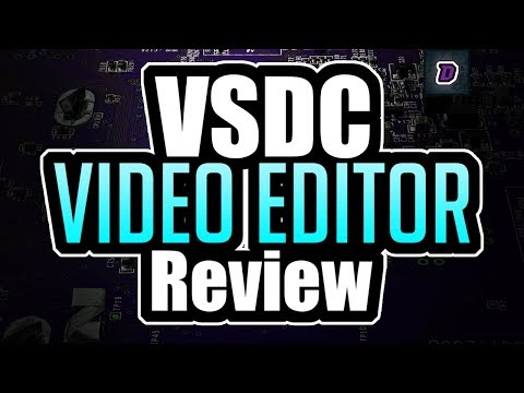 Best Free Video Editor? No Watermark! (VSDC Review)