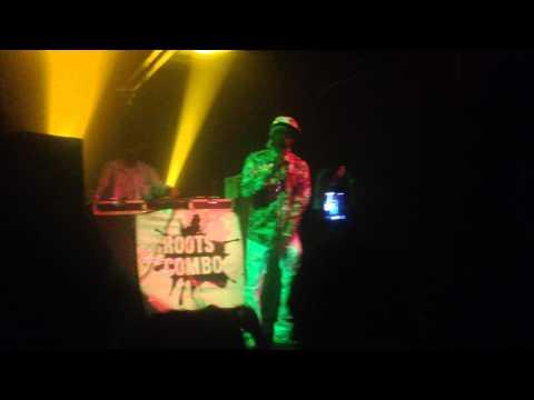 Errol Dunkley Live in Brazil - Black Cinderela (DMT 20/09/2014)