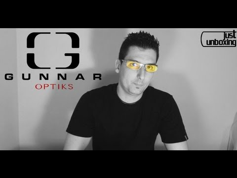 Gunnar Optiks - Gafas para Gamers | Unboxing y Análisis | Just Unboxing