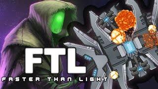 ЭНДЖИ НА ДРОИДАХ • FTL: Faster Than Light (no pause mod)
