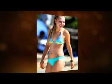 AnnaSophia Robb Hot Bikini Candids in Hawaii