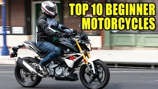 Top 10 Beginner Motorcycles