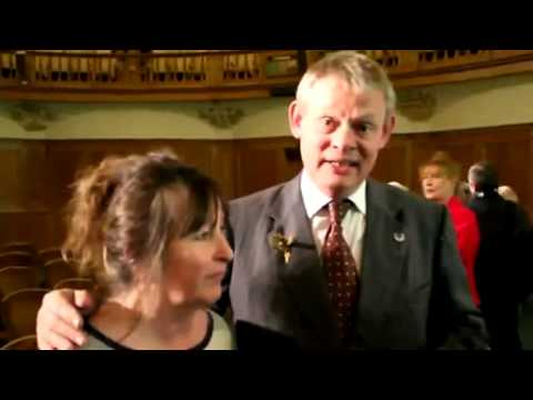 Martin Clunes Chats About ACE