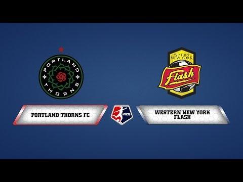 Portland Thorns FC vs. Western New York Flash - May 21, 2014