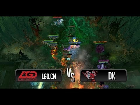 Awesome RP by Mushi vs LGD.cn @ WPC ACE