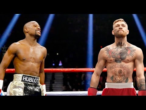 Floyd Mayweather Jr. Offers Conor McGregor $50 Million To Fight New Years Eve