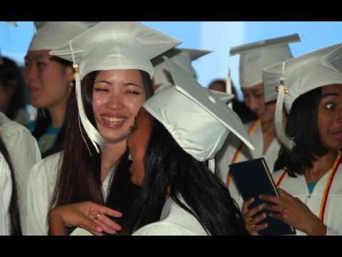 Fontbonne Academy Graduation 2012