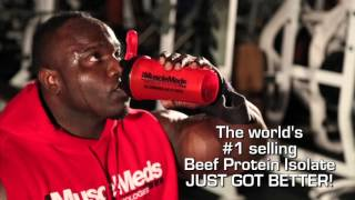 The Science of Carnivor SHRED, the Fat Burning Beef Protein Isolate
