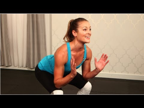 How to Do a Squat Correctly, Fitness Basics, Fit How To Image 1