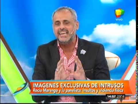 Video: lo que no se vio de la pelea entre Rocío Marengo y Mariana Brey