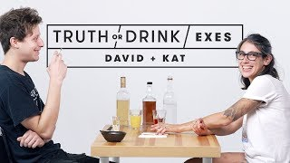 Truth or Drink: Exes (David & Kat)