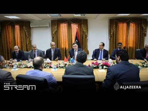 The Stream - Libya's new unity government