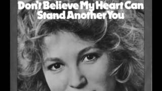 Watch Tanya Tucker Dont Believe My Heart Can Stand Another You video