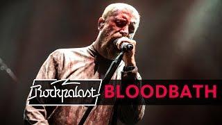 Bloodbath live   Rockpalast   2018