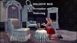 Unboxing - Shadow Box November 2017