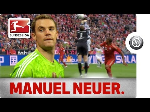 Manuel Neuer's Mönchengladbach Misery Moments