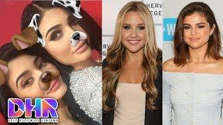 Kylie Jenner Pranks Fam with Wax Figure- Selena Wants Amanda Bynes on 13 Reasons Why?! (DHR)