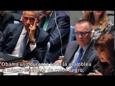 CFK en el Consejo de Seguridad de la ONU y Obama