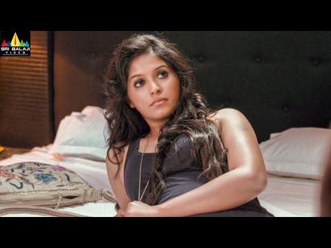 Crazy Movie Arya Anjali in Hotel Comedy | Aarya, Hansika, Santhanam | Sri Balaji Video