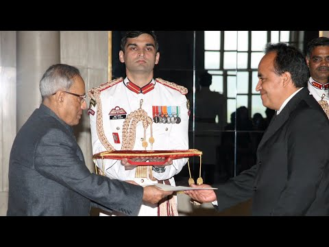 Envoys of Six Nations Present Credentials to the President -- Part -- II - 08-11-2012