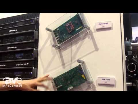 InfoComm 2014: QSC Speaks About the Q-Sys Network Audio Solution