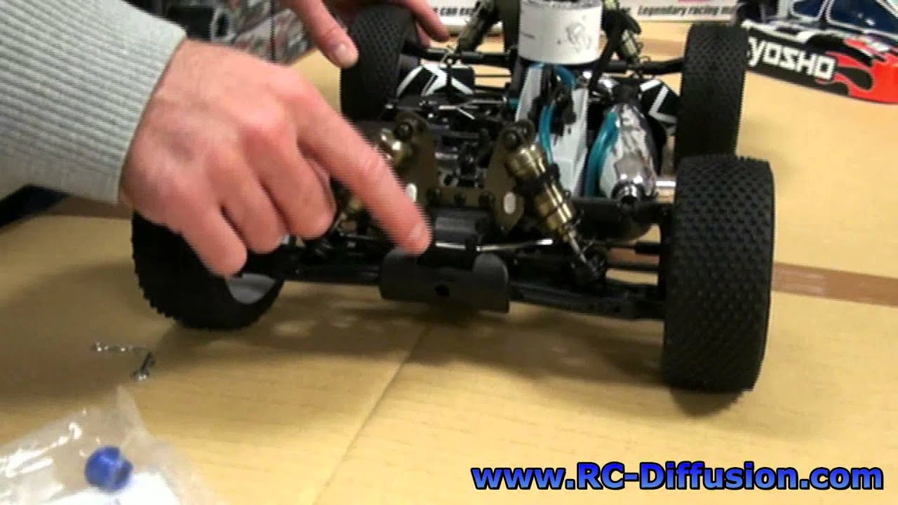 Moteur Kyosho Inferno Inferno Mp9 Kyosho Unboxing