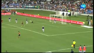 Puerto Rico vs Spain highlights 0-2 halftime 15/8/2012