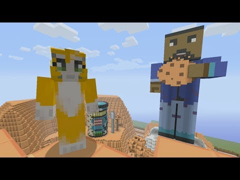 Minecraft Xbox - Cookie Kingdom - Survival Games