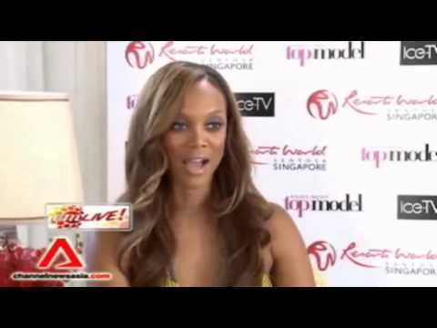 Interview - Tyra Banks (Part 1)