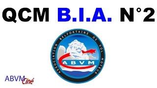 QCM BIA numéro 02