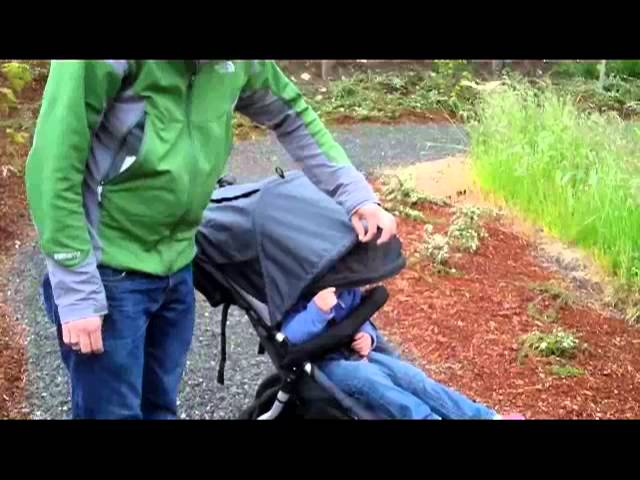 Mountain Buggy Terrain Jogging Stroller Review